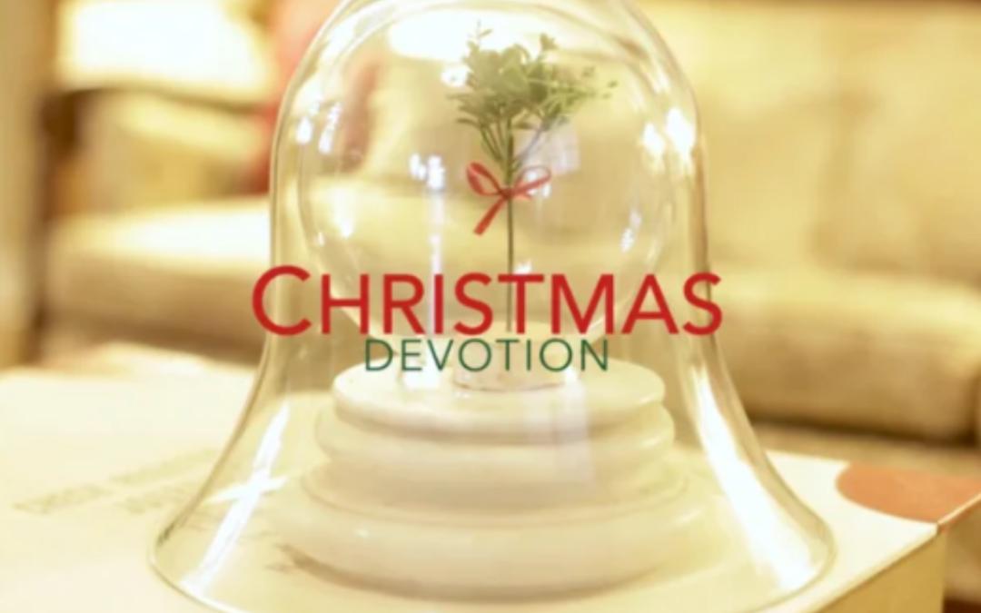Christmas Devotion