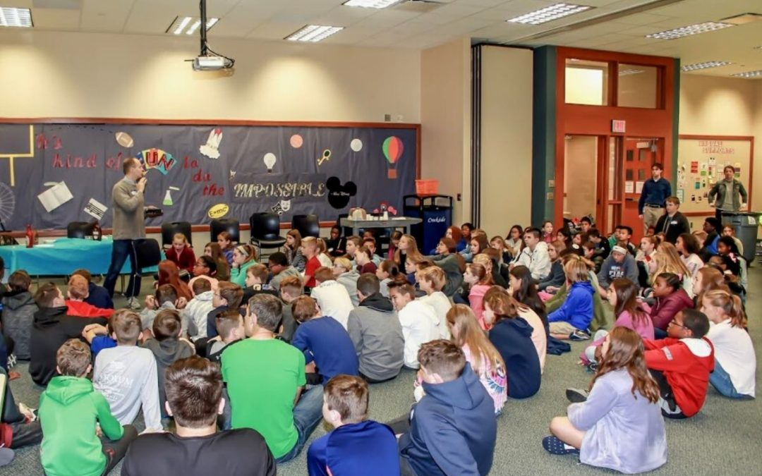 Is God at Work in Our Middle Schools?