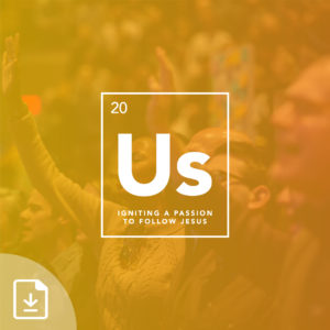 Us: Igniting a Passion to Follow Jesus Guide