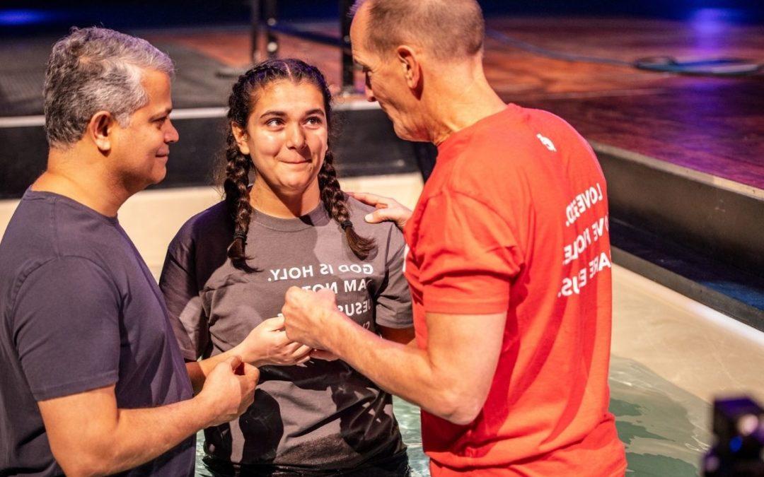 3 Good Reasons to Be Baptized